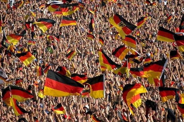 דגלי גרמניה