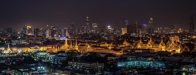 תאילנד בלילה