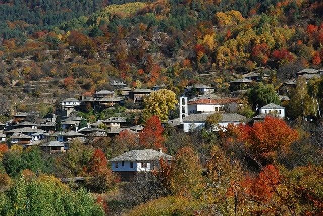 בתים בבולגריה