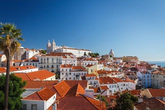 בתים בפורטוגל