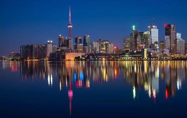 קנדה בערב