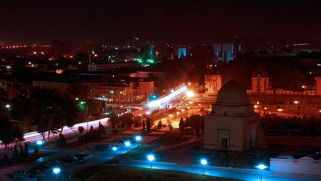אוזבקיסטן - נדלן