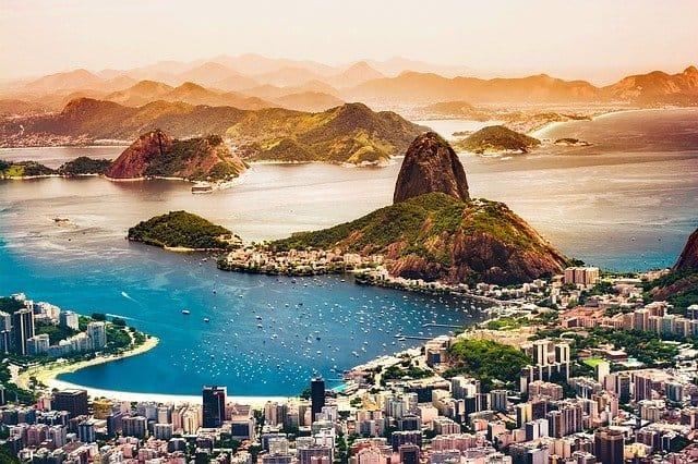 ברזיל - ארץ הסמבה