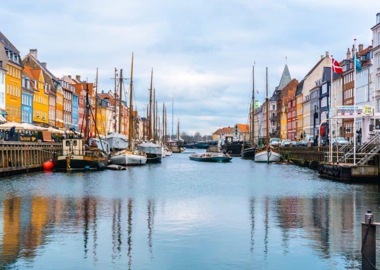 נוף בדנמרק