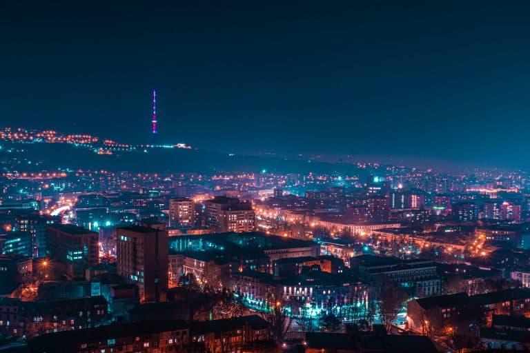 חיי הלילה של ארמניה