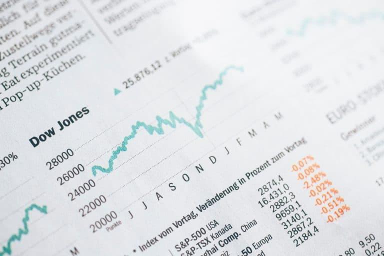 נתוני בורסה מניות