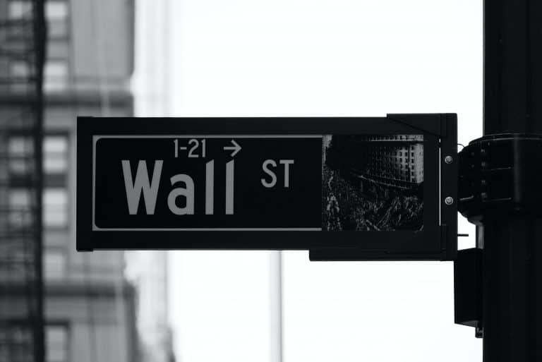 רחוב וולסטריט המפורסם